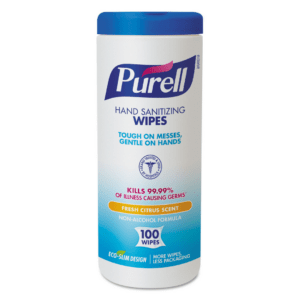 Purell 100ct wipes