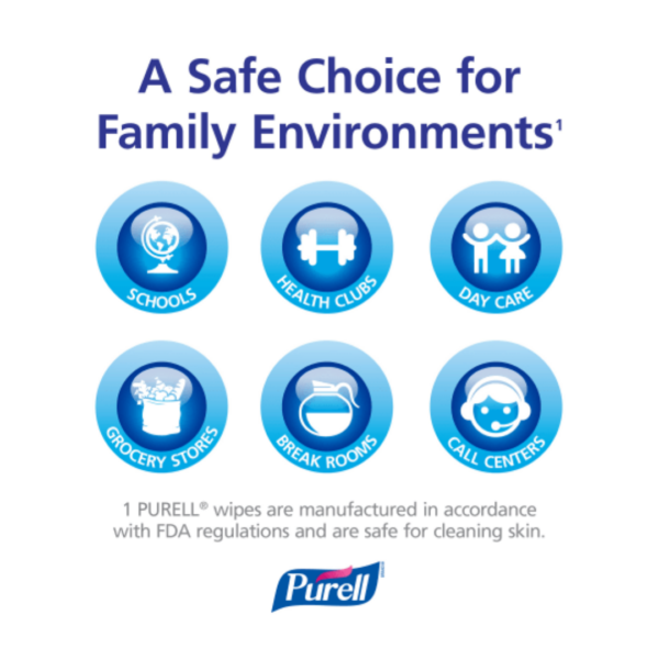 Purell 100ct wipes.1