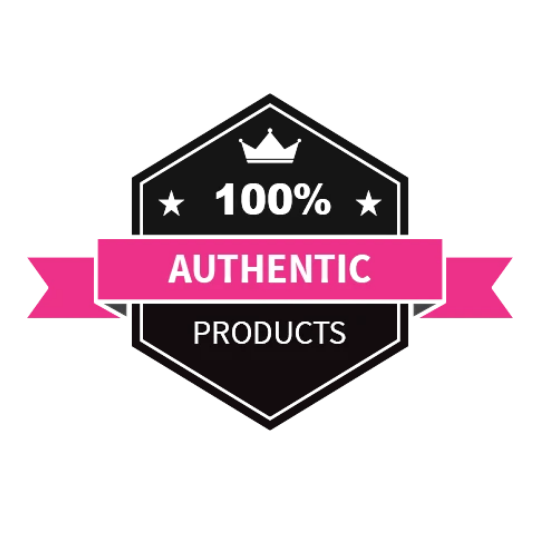 100% Authentic Product